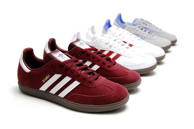 adidas Originals 2011 Spring Samba Collection