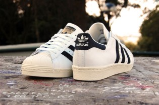 adidas Originals 2011 Spring Superstar Vintage 80s