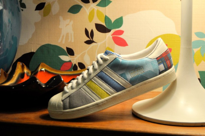 "adidas Originals Superstar ""Patchwork"""