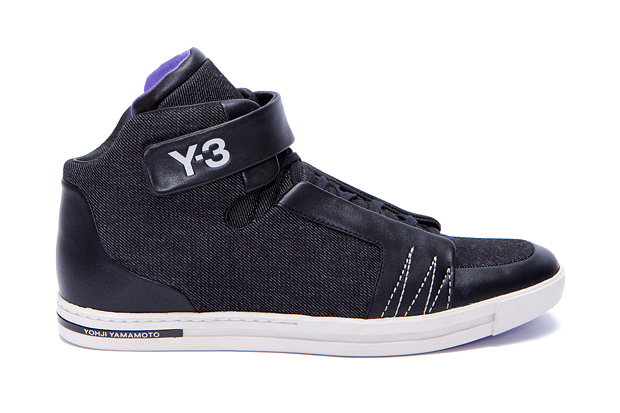 adidas Y-3 2011 Spring/Summer Moto High