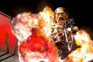 An Extremely Brisk Story of Machete by Danny Trejo