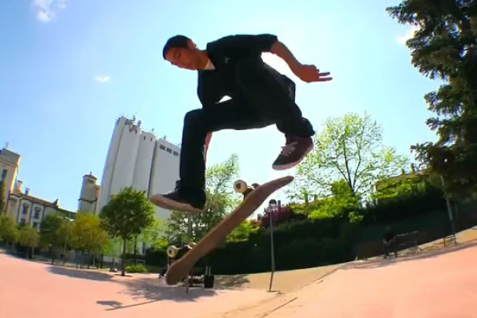 """Around the World"" with Nike SB"