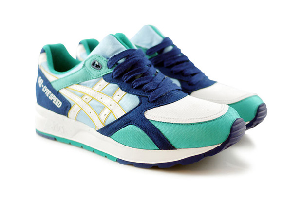 ASICS 2011 Spring/Summer GEL-LYTE SPEED