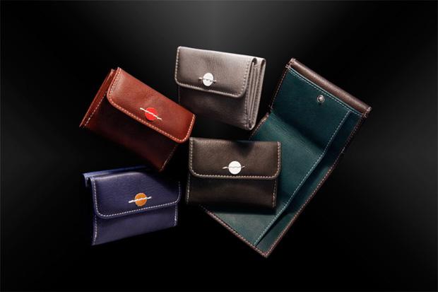 Balleri Leather Wallets