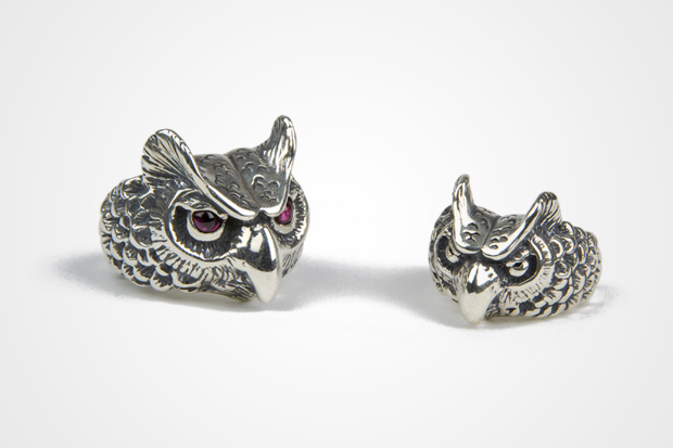 """Bill Wall Leather 25th Anniversary """"Owl"""" Collection"""