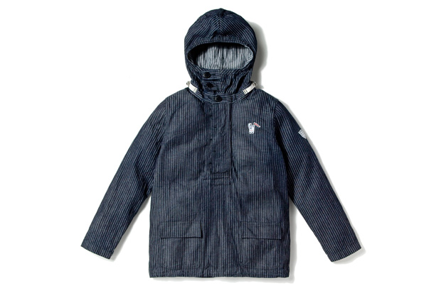Billionaire Boys Club Marine Denim Parka