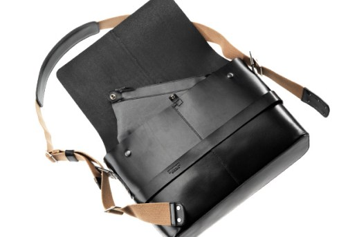 Brooks England Leather Barbican Bag