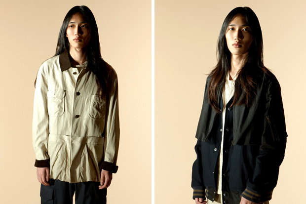 """Casely-Hayford 2011 Spring/Summer """"The Light Through the Darkness"""" Collection"""