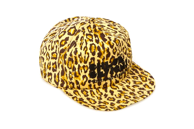 Chloe Sevigny for Opening Ceremony Leopard Baseball Cap