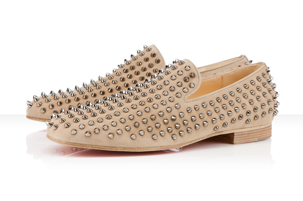 Christian Louboutin 2011 Spring/Summer Rollerboy Spikes