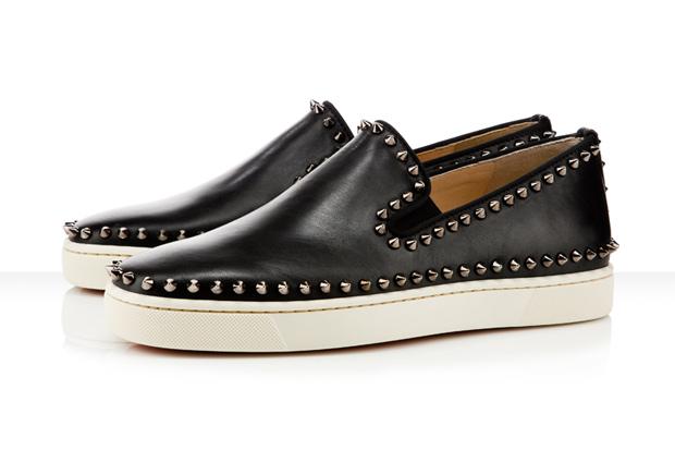 Christian Louboutin Pik Boat Shoe