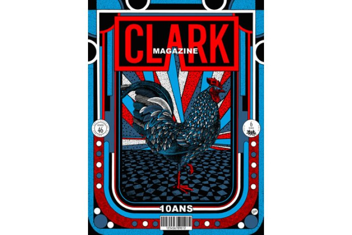 Clark Magazine 10th Anniversary Issue