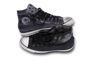 Converse by John Varvatos Painted Flag & Studded Chuck Taylor All Star