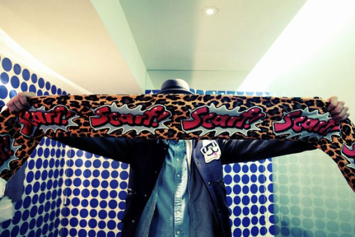 Cool Cats Leo Scarf