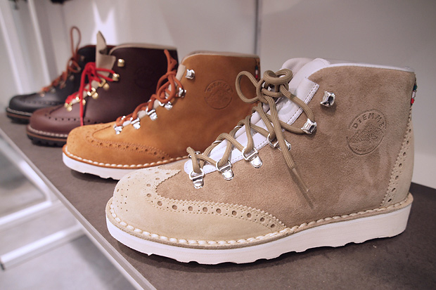 "Diemme 2011 Fall/Winter ""Brogue"" Hiking Boot"