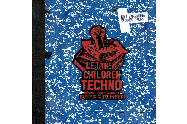"Ed Banger Records ""Let the Children Techno"" LP"