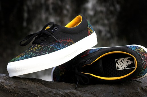 FITTED HAWAII x Vans Era Pro