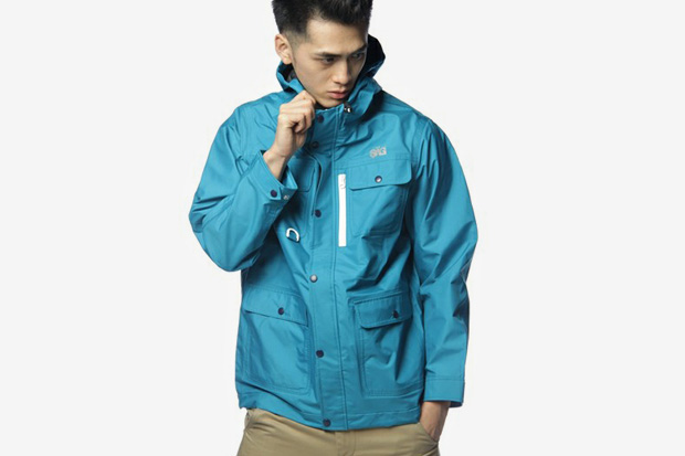 FTC x SAG 3-Layer Mountain Jacket