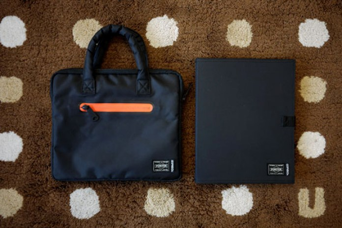 Gallery1950 x Porter iPad Case / Briefcase