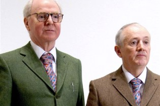 Gilbert & George: The Urethra Postcard Pictures