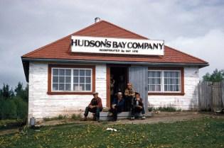 Hudson's Bay Book