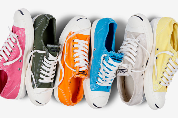 Converse Jack Purcell Garment Dyed Fleet