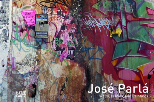 "José Parlá ""Walls, Diaries, and Paintings"" Book"