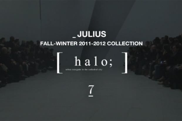 JULIUS 2011 Fall/Winter Runway Video