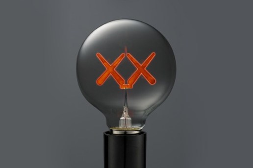 KAWS Light Bulb Set for The Standard Hotel
