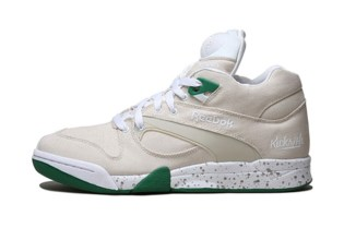 KICKS/HI x Reebok Court Victory Pump