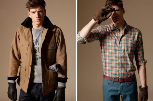 "Kitsune 2011 Fall/Winter ""Brokeback Mountain"" Collection"