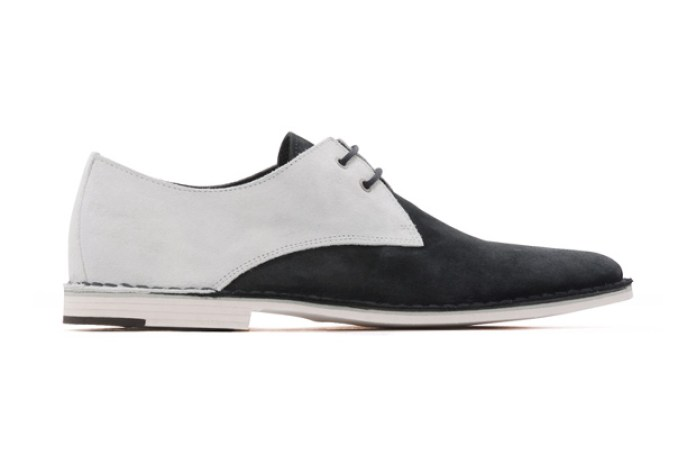 Kitsune x Pierre Hardy 2011 Spring/Summer Oxford