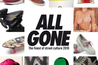 La MJC & MADE Present ALL GONE: The Finest of Street Culture 2010 Berlin Book Launch