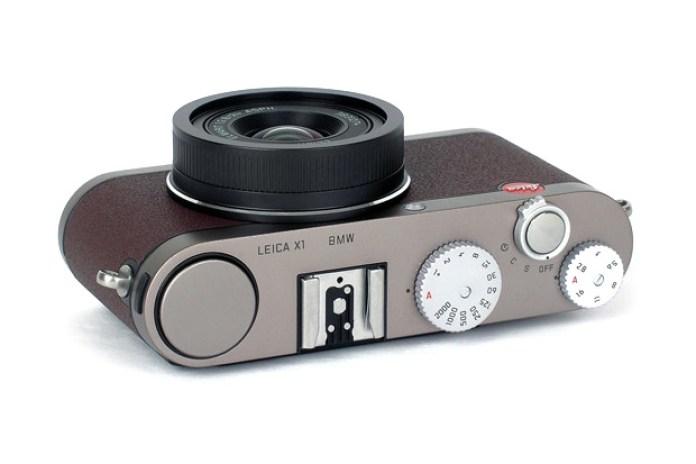 Leica X1 BMW Limited Edition Camera