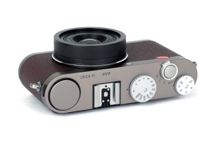 Leica X1 BMW Limited Edition Camera