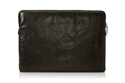 "Liberty of London ""Ianthe"" Leather MacBook Sleeve"
