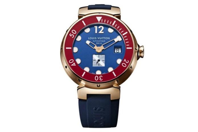 Louis Vuitton Tambour Diving II Watch