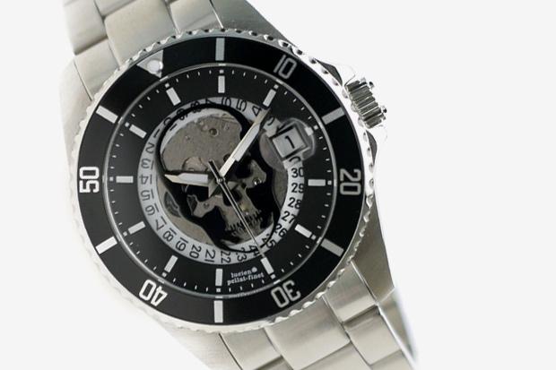 Lucien Pellat-Finet Skull Watch