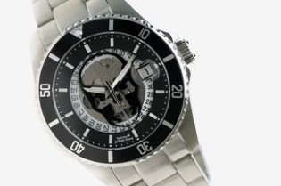 Lucien Pellat-Finet Skull Watch