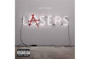 Lupe Fiasco Lasers Cover Art