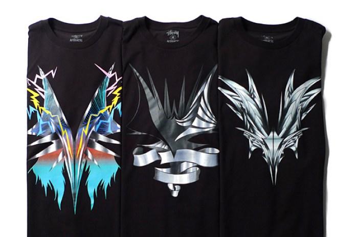 Madsaki x Stussy T-Shirts