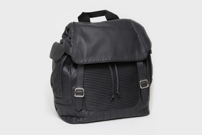 Marc Jacobs Calf Leather Backpack