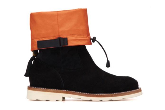 MIHARAYASUHIRO Orange Lining Boots