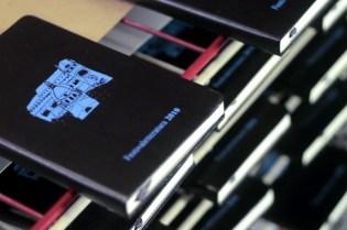Moleskine Silk Screen Printing Video