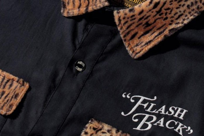 "NEIGHBORHOOD 2011.1st Spring & Summer EX Series ""Flash Back"" Collection January Releases"