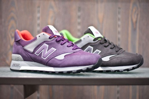 New Balance Made in England 577 Pack Preview