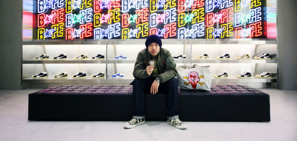NIGO: NOW HERE in China