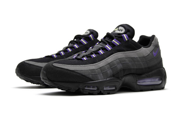 Nike Air Max 95 Grey/Black
