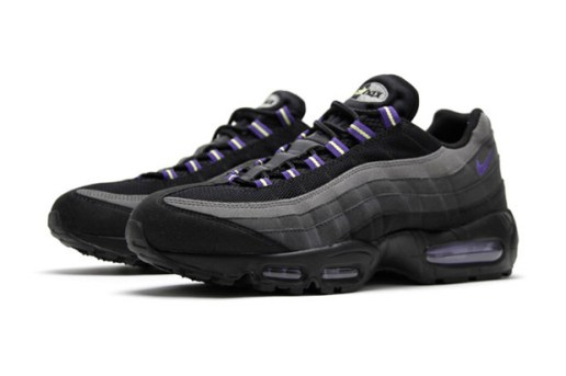 Nike Air Max 95 Grey/Black