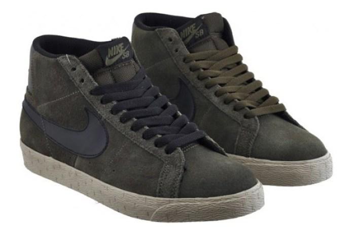 Nike SB Blazer Green/Black